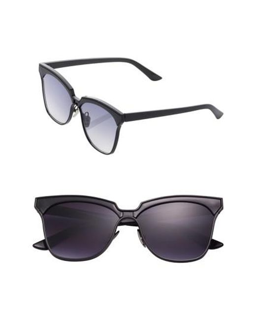 SUNNYSIDE LA | Black 61mm Angular Sunglasses | Lyst