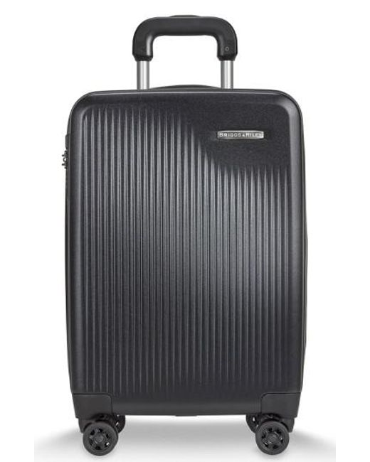 Briggs & Riley   Black 'sympatico' Expandable Wheeled Carry-on for Men   Lyst