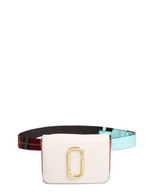 Marc Jacobs - Multicolor Hip Shot Convertible Crossbody Bag - Lyst
