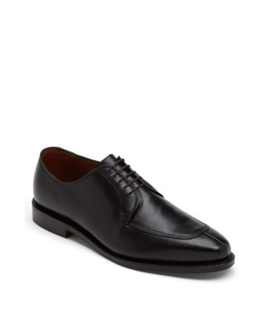 Allen Edmonds - Black Delray Split Toe Derby for Men - Lyst