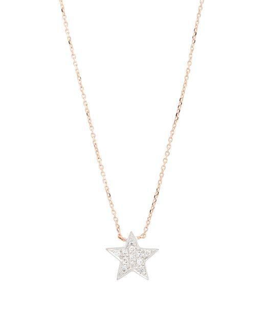Dana Rebecca - Metallic 'julianne Himiko' Diamond Star Pendant Necklace - Lyst