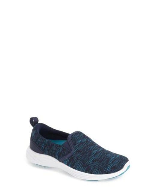 Vionic - Blue 'kea' Slip-on Sneaker - Lyst