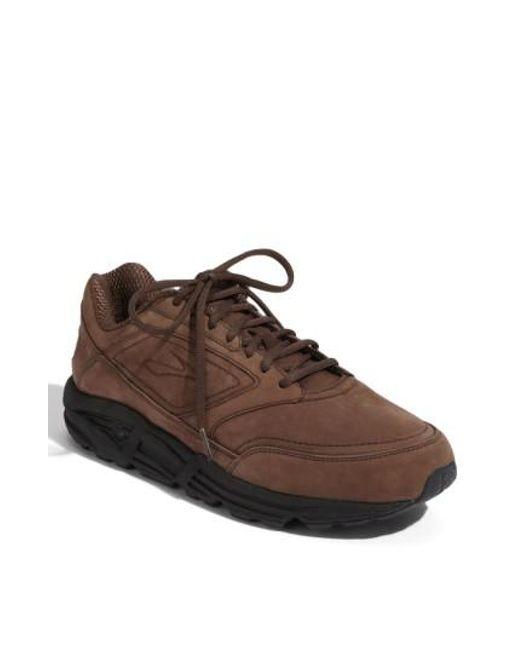 Brooks | Brown 'addiction' Walking Shoe for Men | Lyst