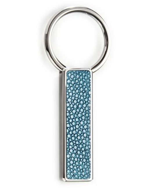 M-clip | Blue M-clip Stingray Key Ring | Lyst