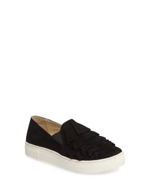 Seychelles - Black Quake Slip-on Sneaker - Lyst