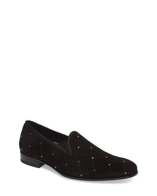 Mezlan Men's Talo Studded Venetian Loafer viq1wB8D