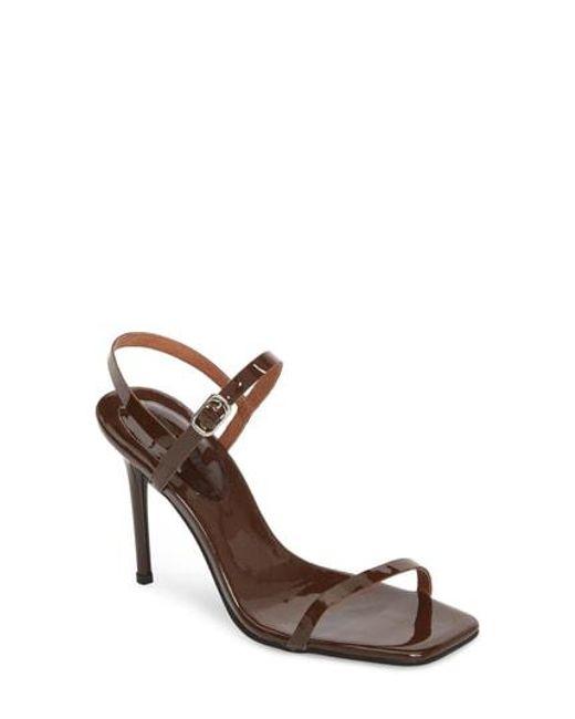 Jeffrey Campbell Women's Get Busy Sandal 5ZxYtdGw