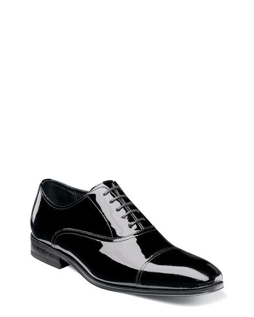 Florsheim - Black Tux Cap Toe Oxford for Men - Lyst
