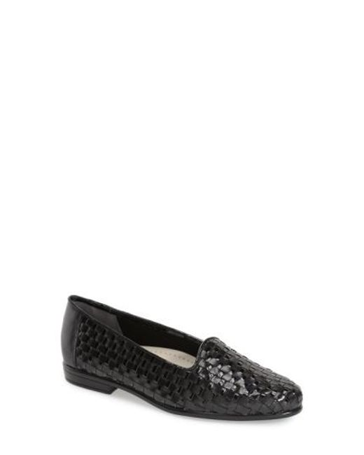 Trotters | Black Slip-On | Lyst