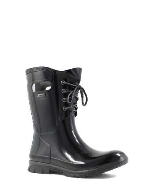 Bogs | Black Amanda Waterproof Boot for Men | Lyst