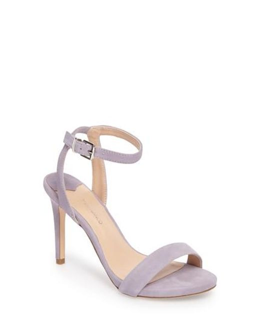 Tony Bianco - Pink Char Ankle Cuff Sandal - Lyst
