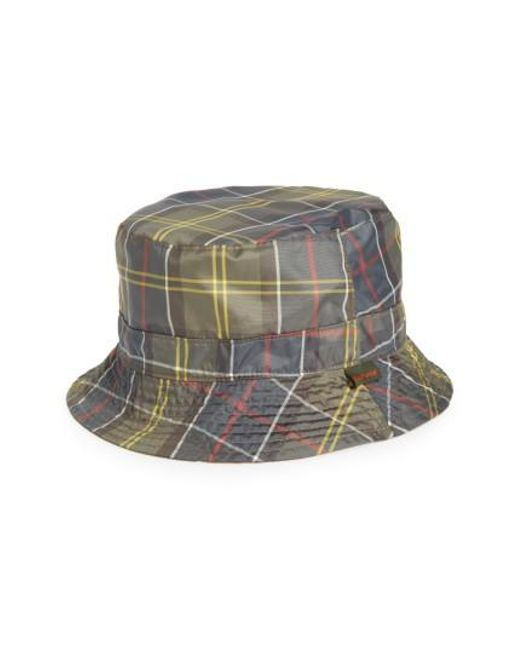 Barbour | Multicolor Reversible Bucket Hat for Men | Lyst