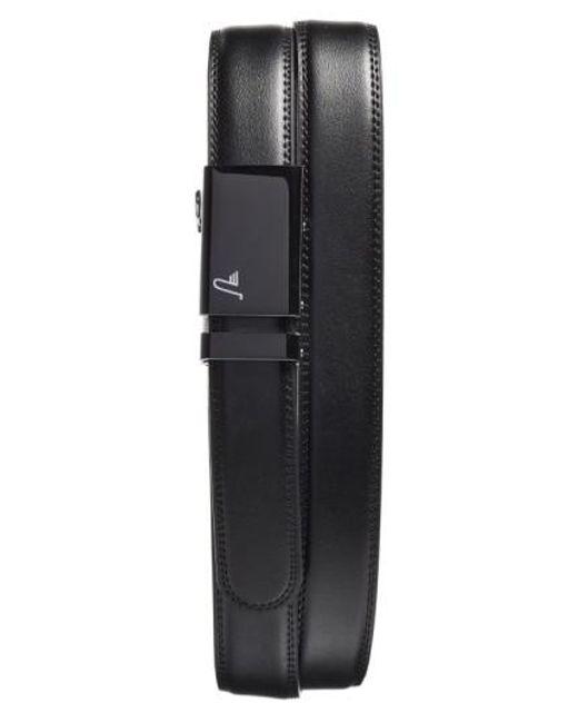 Mission Belt | Black 'vader' Leather Belt for Men | Lyst