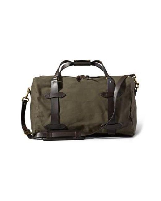 Filson | Natural Twill Duffel Bag | Lyst