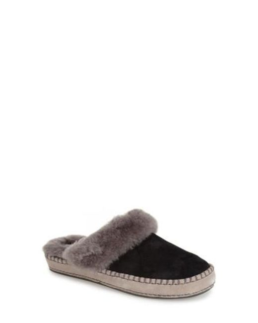 Ugg | Brown 'Aira' Slipper | Lyst