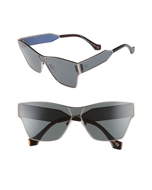 Balenciaga - Gray 67mm Sunglasses - - Lyst