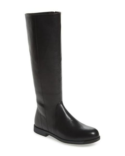 Camper | Black Bowie Knee High Boot | Lyst
