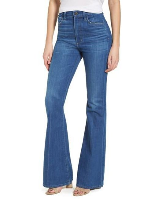Citizens of Humanity - Blue Cherie High Waist Bell Jeans - Lyst