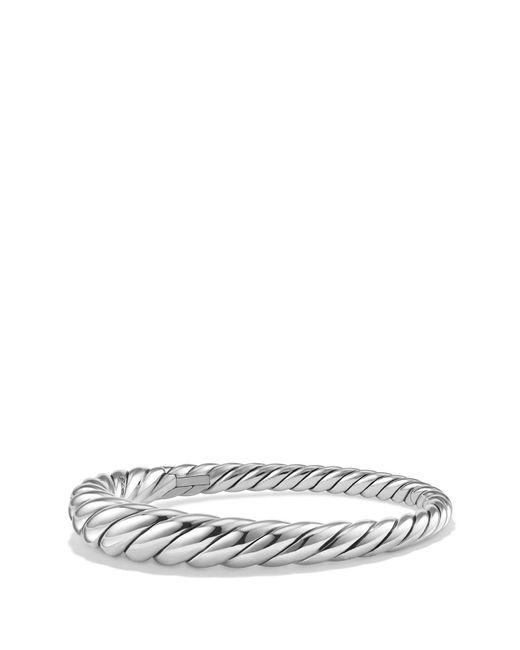David Yurman - Multicolor 'pure Form' Small Cable Bracelet - Lyst