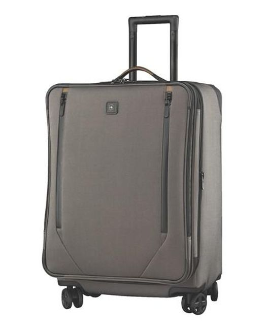 Victorinox | Gray Victorinox Swiss Army Lexicon 2.0 26 Inch Wheeled Suitcase for Men | Lyst