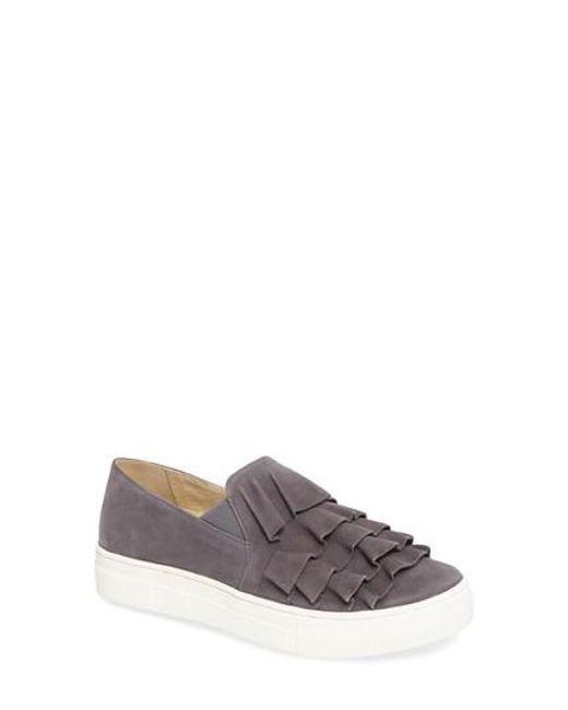 Seychelles   Gray Quake Slip-on Sneaker   Lyst