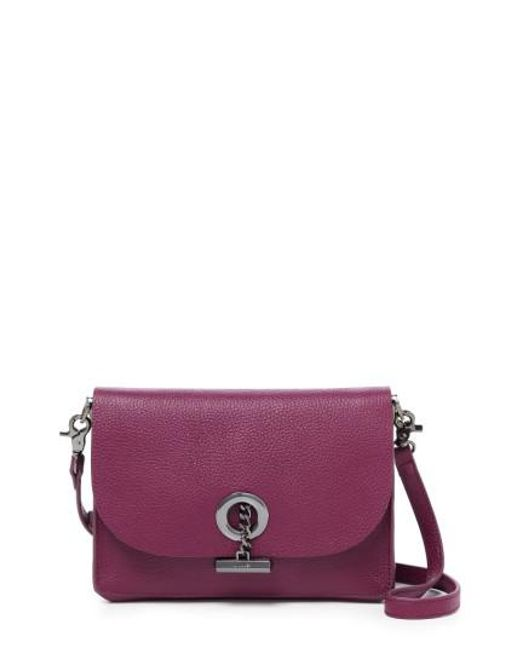Botkier | Purple Waverly Leather Crossbody Bag | Lyst
