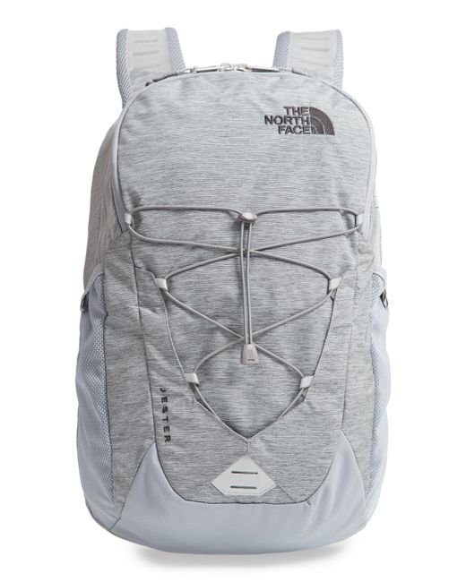 The North Face - Gray Jester Backpack - Lyst