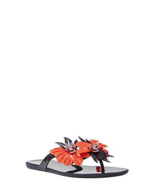 Nine West - Multicolor Macinee Thong Sandal - Lyst