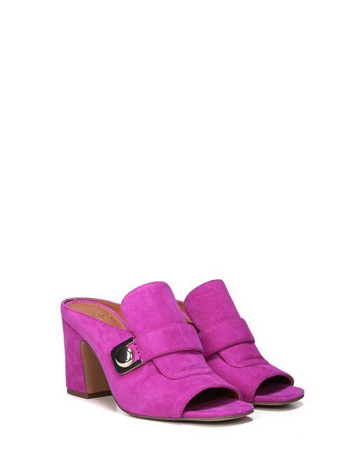 Sarto - Purple Rosalie Block Heel Sandal - Lyst