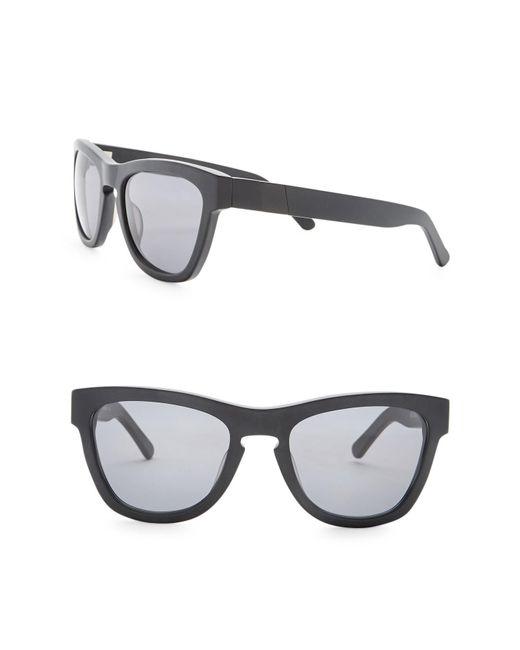 Westward Leaning - Black Pioneer Oversized Sunglasses - Lyst