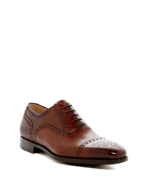 Magnanni Shoes - Brown Men ́s Gerardo Oxford for Men - Lyst