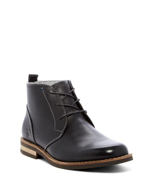Original Penguin | Black Hank Op Chukka Boot for Men | Lyst