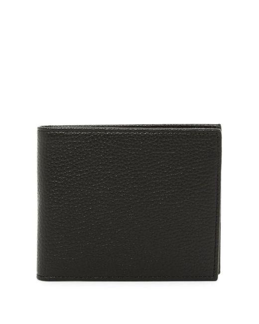 Boconi | Black Leather Slimfold Wallet for Men | Lyst