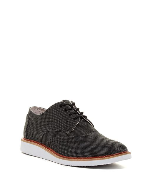TOMS | Black Farren Derby for Men | Lyst