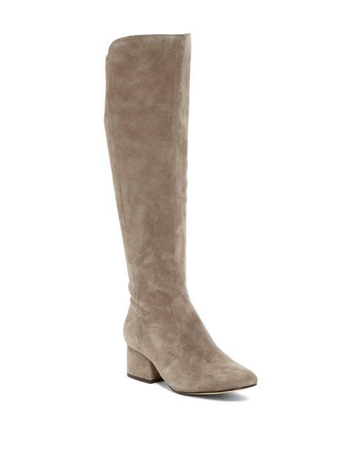 Marc Fisher - Brown Tawnna Tall Boot - Lyst