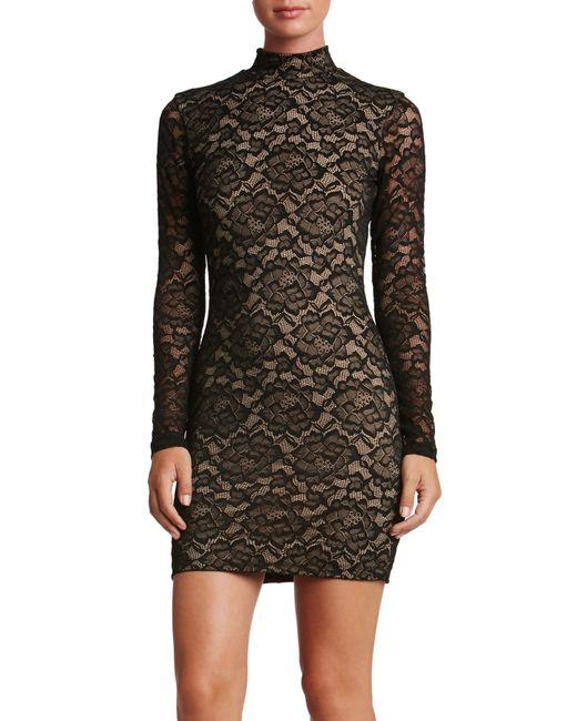Dress the Population | Black Penelope Body-con Dress | Lyst
