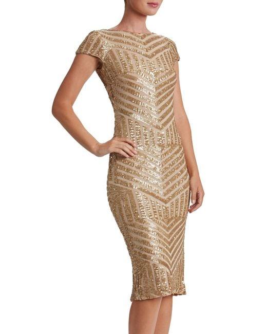 Dress the Population | Multicolor Katerina Body-con Dress | Lyst