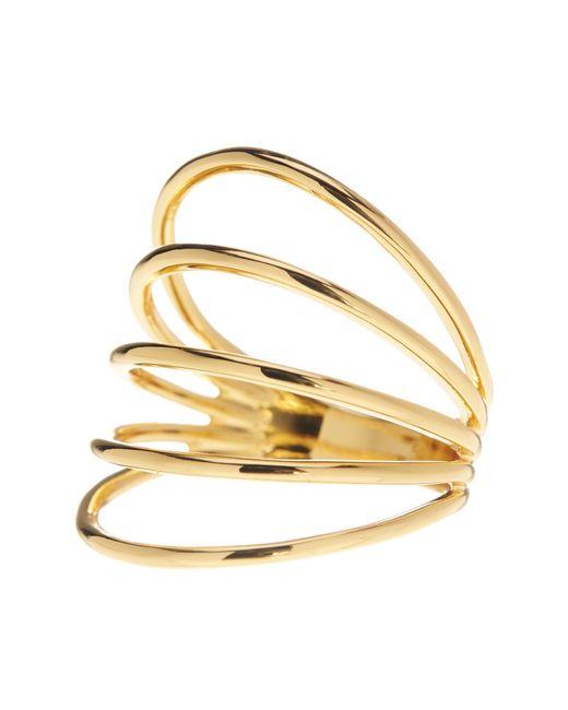 Gorjana   Metallic Carine Multi-bar Ring - Size 7   Lyst
