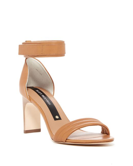 Matt Bernson | Multicolor Meridian Ii Heeled Sandal | Lyst