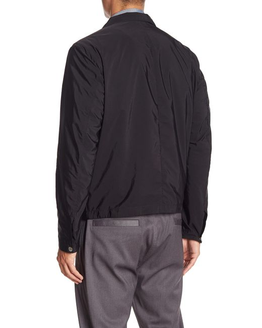 3e9807281721 ... BOSS - Multicolor Spread Collar Jacket for Men - Lyst