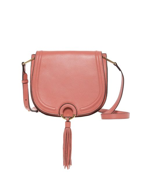 Vince Camuto | Multicolor Elme Saddle Crossbody Bag | Lyst