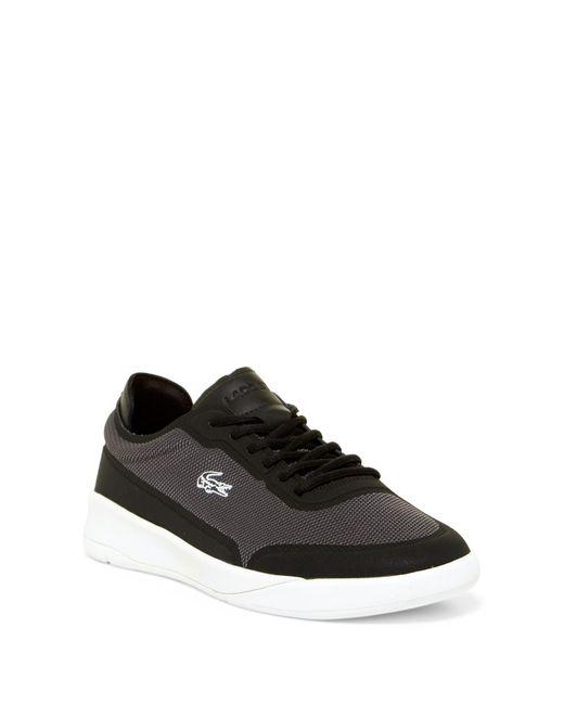Lacoste - Black Spirit Elite Sneaker for Men - Lyst