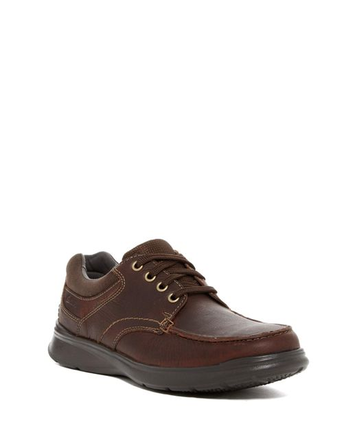Clarks | Brown Clarks 'un Ravel' Oxford for Men | Lyst