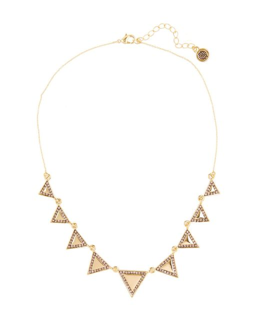House of Harlow 1960 | Metallic Athena's Collar Necklace | Lyst