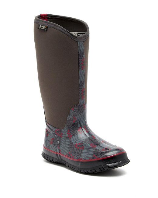Bogs - Gray Neotech Waterproof Rain Boot - Lyst