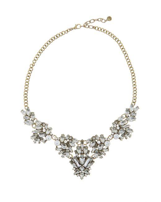 BaubleBar | Metallic Lana Crystal Necklace | Lyst
