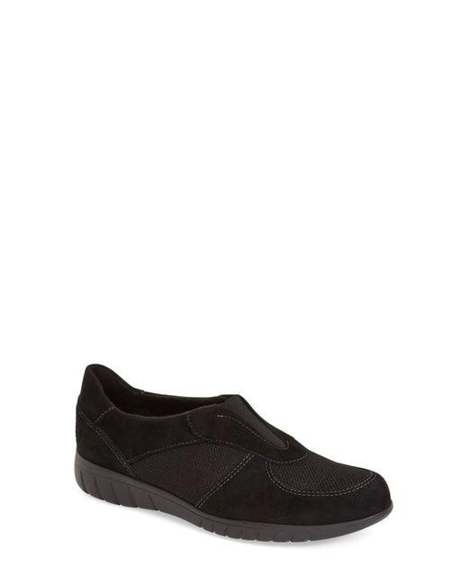 Munro - Black 'olympia' Sneaker - Lyst