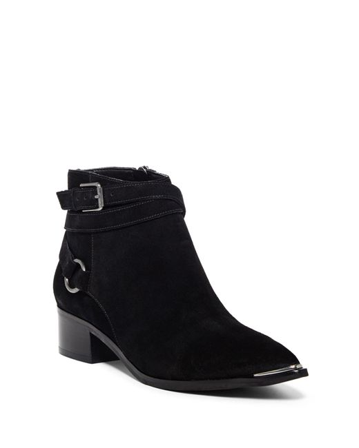 Marc Fisher - Black Yatina Bootie - Lyst