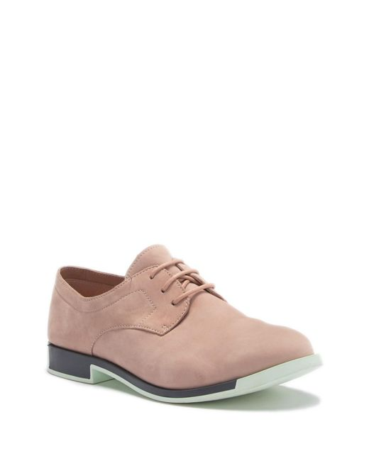 Camper - Natural Bowie Derby - Lyst
