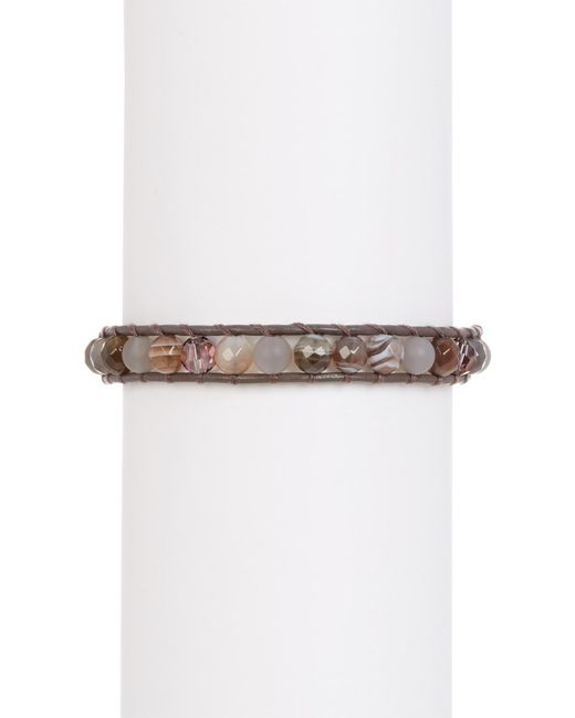 Chan Luu - Multicolor Mix Bead Bracelet - Lyst